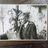 Foto Steriadi si G. Oprescu, fotografie originala