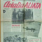 Timpul familiei 4 octombrie 1941 Tighina V. Gheorghiu aviatie caricatura Kiev - Ziar