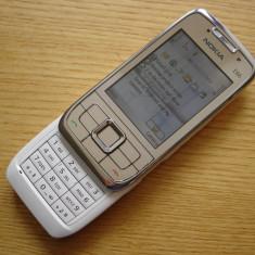 Nokia e66 stare foarte buna, Negru, Neblocat, NU