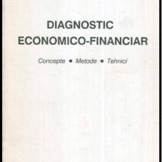 Diagnostic economico-financiar - Concepte, metode, tehnici - Autor(i): M. Dumitru, N. Maria,