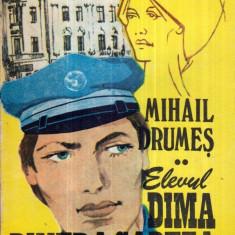Elevul Dima dintr-a saptea vol. II - Autor(i): Mihail Drumes - Roman