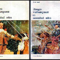 Diego Velazquez si secolul sau vol.I-II - Autor(i): Carl Justi - Album Arta