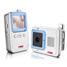 Baby monitor REER cu Camera Video Digitala Apollo + Lampa de Veghe CADOU
