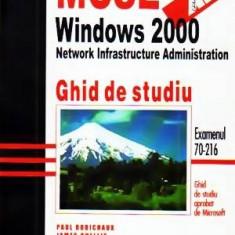 Ghid de studiu Windows 2000 Network infrastructure administration - Autor(i): Paul Robichaux, - Carte baze de date