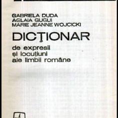 Dictionar de expresii si locutiuni ale limbii romane - Autor(i): Gabriela Duda,