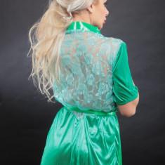 Lenjerie Lady Lust Sexy Dantela Babydoll Halat Pijama Intima Kimono Roba Noapte