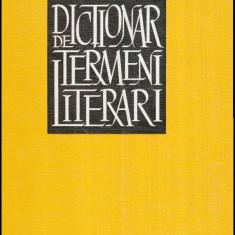 Dictionar de termeni literari - Autor(i): colectiv