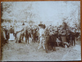 3 fotografii mari vanatoare , 1898 , Printul Moruzzi , Miclescu