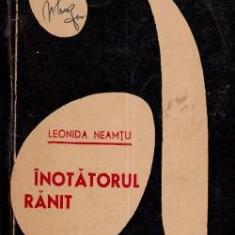Inotatorul ranit - Autor(i): Leonida Neamtu - Carte SF