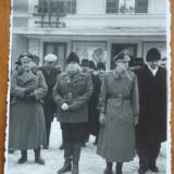 Comandamentul Legionar Timisoara, C-tul legionar langa cel al trupelor germane - Fotografie veche