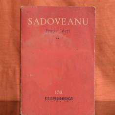 Carte - Fratii Jderi - Mihail Sadoveanu (Volumul 2, Biblioteca pentru toti) #304 - Roman, Anul publicarii: 1962