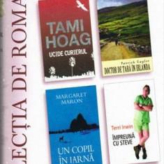 Colectia de romane - Ucide curierul. Doctor de tara in Irlanda. Un
