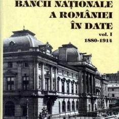 Istoria Bancii nationale a Romaniei in date vol.I 1880-1914 - Autor(i): Mihaela