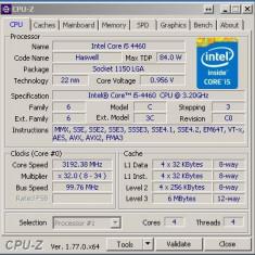 I5-4460 + 16GB Corsair Ram +Placa de baza Gigabyte Intel