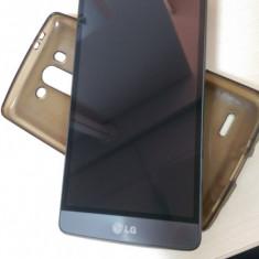 LG G3s 8 GB - Telefon LG, Negru, Neblocat