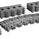 LEGO 7499 Flexible and Straight Tracks