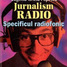 Jurnalism Radio - Specificul radiofonic - Autor(i): Eugenia Grosu Popescu - Carte Legislatie