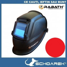 ► Masca de sudura automata profesionala RABATH PRO Flip | cu cristale lichide - Masca sudura