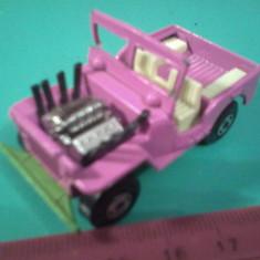 Bnk jc Matchbox Superfast - Jeep Hot Rod - 1971 - Macheta auto