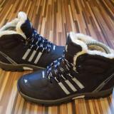 Ghete Adidas Barbati negru - Ghete barbati Adidas, Marime: 41, 42, 43, Culoare: Din imagine, Textil