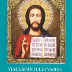 Viata Sfantului Vasile cel Nou - Vamile Vazduhului si infricosata judecata - - Carti Crestinism