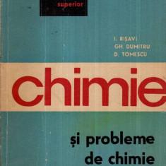 Chimie si probleme de chimie - Pentru concursul de admitere in invatamantul - Carte Chimie