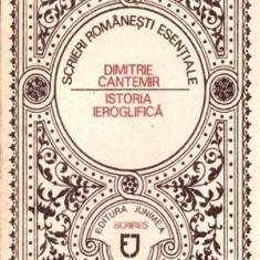 Istoria ieroglifica - Autor(i): Dimitrie Cantemir - Roman
