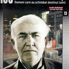 100 de personalitati - Oameni care au schimbat destinul lumii - Nr. - Reviste benzi desenate