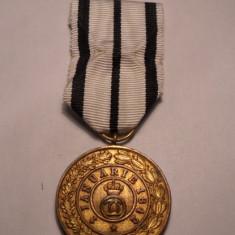 Medalia Casei Domnitoare Clasa 1 RARA - Ordin