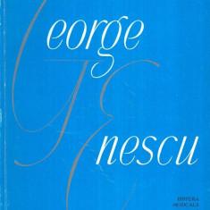 George Enescu - Autor(i): colectiv - Carte Arta muzicala