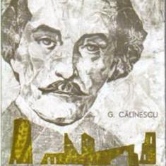 Grigore M. Alecsandrescu - Autor(i): George Calinescu - Biografie