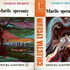 Marile sperante vol. I-II - Autor(i): Charles Dickens - Roman