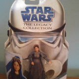 Figurina Star Wars, No. 27 Breha Organa, colectie, 11cm, nou, in cutie originala