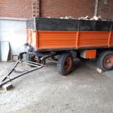 Remorca agricola basculabila - Utilitare auto