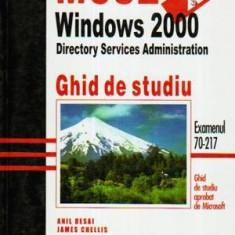 Ghid de studiu Windows 2000 Directory services administration - Autor(i): Anil Desai, - Carte baze de date
