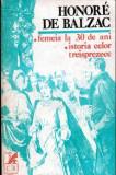 Femeia la 30 de ani. Istoria celor treisprezece - Autor(i): Honore de