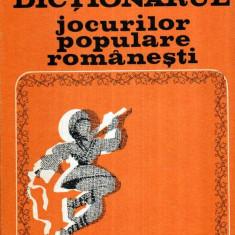 Dictionarul jocurilor populare romanesti - Autor(i): G.T. Niculescu - Varone, Elena Costache