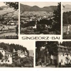 CPI (B7505) CARTE POSTALA - SANGEORZ BAI, MOZAIC