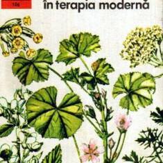 Plante medicinale in terapia moderna - Autor(i): Maria Alexandriu Peiuescu, Horia Popescu