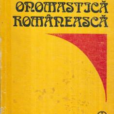 Onomastica romaneasca - Autor(i): Ioan Patrut - Carte traditii populare