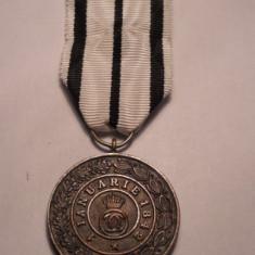 Medalia Casei Domnitoare Clasa a 2 a RARA - Ordin