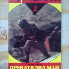 Z2 Operatiunea Scud - Shaun Clarke - Carte de aventura