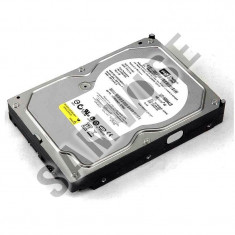 Hard Disk 160GB Western Digital Caviar SATA2, 7200rpm, WD1600AAJS, GARANTIE !!!, 100-199 GB, 8 MB