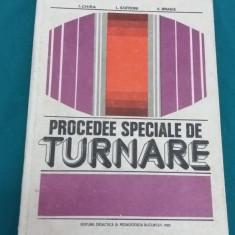 PROCEDEE SPECIALE DE TURNARE/ I. CHIRA, L. SOFRONI/1980