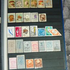 Lot Set Colectie 29 buc timbre diverse si vechi Romania 2+1 gratis RBK20085