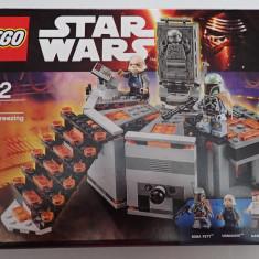 Lego Star Wars 75137 Camera de inghetare in carbonitCarbon-Freezing Chamber NOU, 6-10 ani