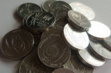 Moneda 500 Lei - ROMANIA, anul 1999 *cod 3460  Allu/xF ECLIPSA, Aluminiu