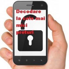 Decodare deblocare modem huawei vodafone megafon - Decodare telefon