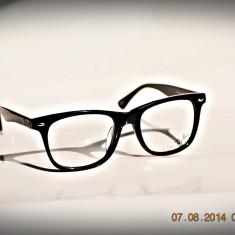 Rame de ochelari de vedere Ray Ban RB5248 2000 - Rama ochelari Ray Ban, Unisex, Negru, Plastic, Rama intreaga, Fashion