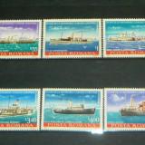 Serie MNH 125 ani Comisia Europeana Dunareana 1981  2+1 gratis RBK20100
